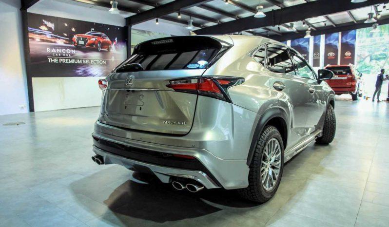 Lexus NX 2015 full