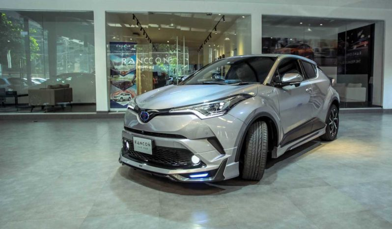 Toyota C-HR 2017 full
