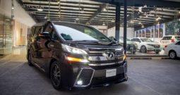 Toyota Vellfire Hybrid 2015
