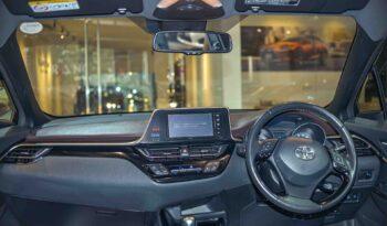 Toyota C-HR 2017 Black full