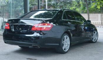 Mercedes Benz E250 full