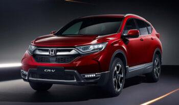 Honda CR-V Turbo full