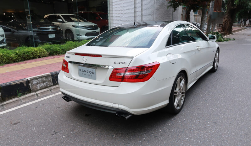 Mercedes Benz E350 full