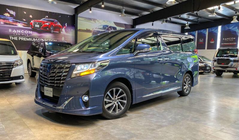 Toyota Alphard Executive lounge full