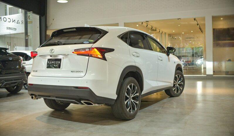 Lexus Nx 200t full